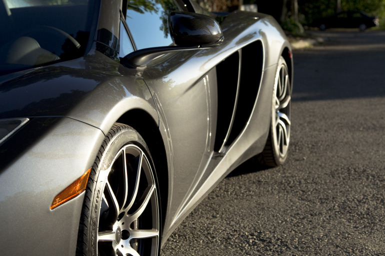 48 hrs in McLaren's 616 hp go-fast device: the brilliant 12C Spider - slide 13
