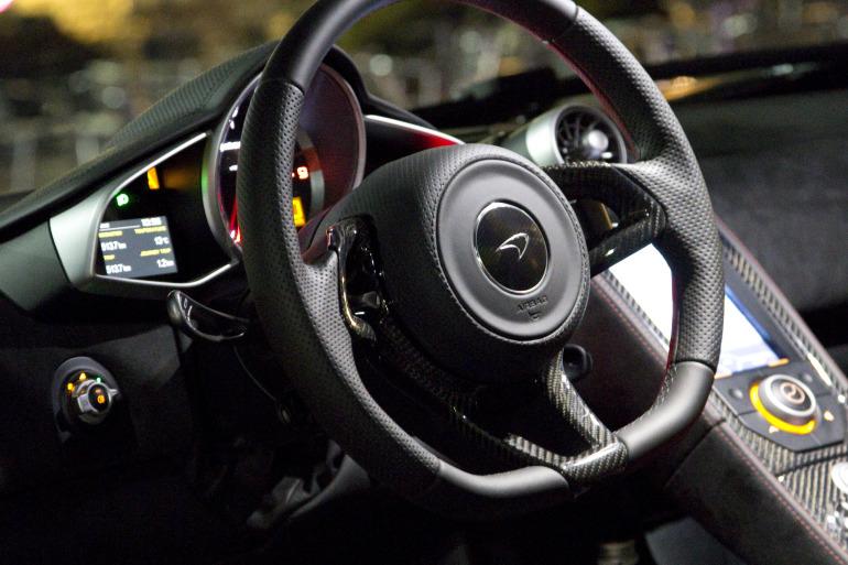 48 hrs in McLaren's 616 hp go-fast device: the brilliant 12C Spider - slide 10