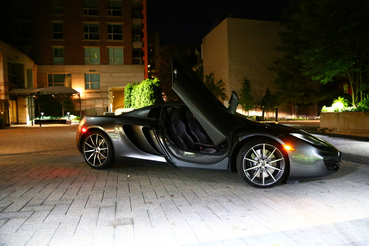 48 hrs in McLaren's 616 hp go-fast device: the brilliant 12C Spider - slide 8