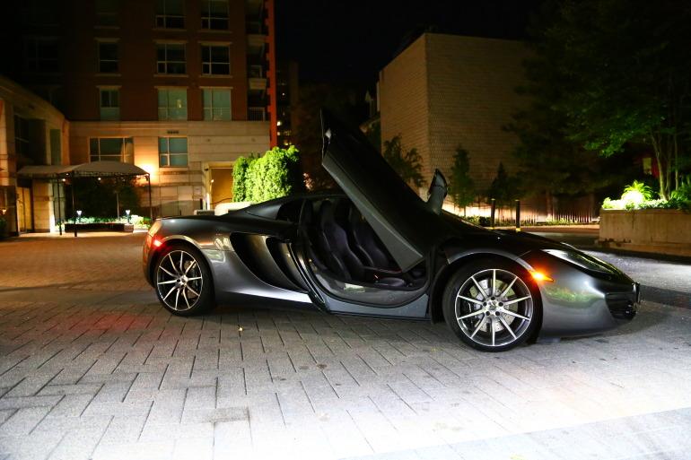 48 hrs in McLaren's 616 hp go-fast device: the brilliant 12C Spider - slide 8