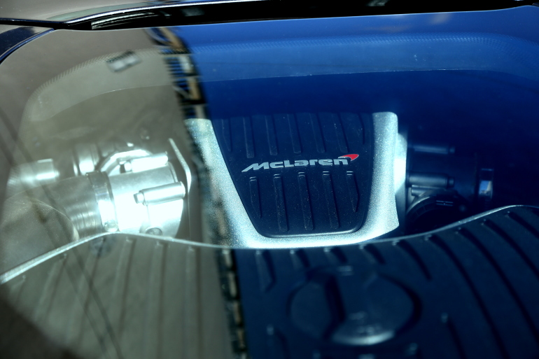 48 hrs in McLaren's 616 hp go-fast device: the brilliant 12C Spider - slide 19
