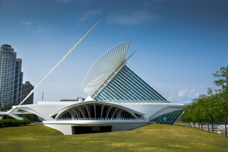Wisconsin's lonely Calatrava - slide 2