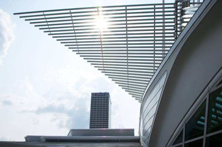 Wisconsin's lonely Calatrava - slide 7