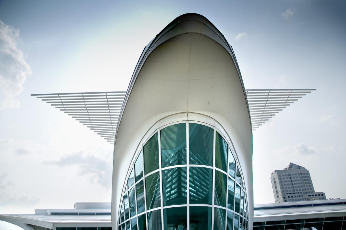 Wisconsin's lonely Calatrava - slide 5