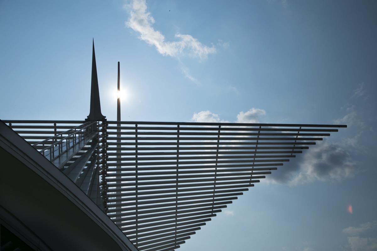 Wisconsin's lonely Calatrava - slide 4