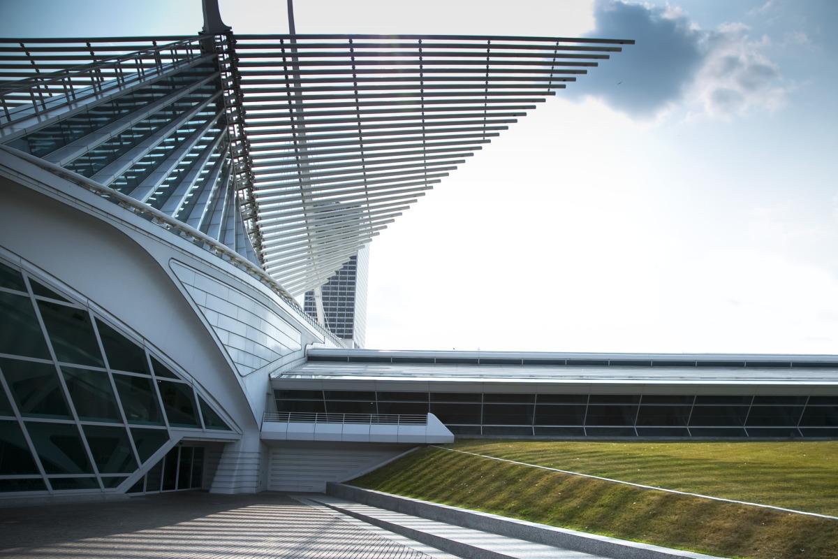 Wisconsin's lonely Calatrava - slide 3