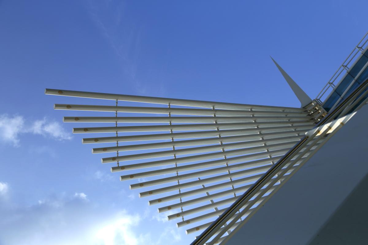 Wisconsin's lonely Calatrava - slide 12
