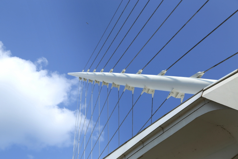 Wisconsin's lonely Calatrava - slide 13