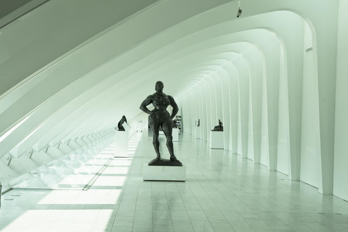 Wisconsin's lonely Calatrava - slide 16