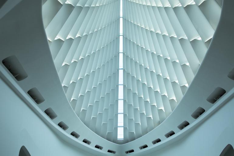 Wisconsin's lonely Calatrava - slide 9