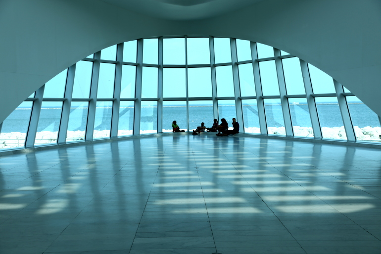 Wisconsin's lonely Calatrava - slide 17