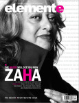 Issue #14  July/August 2009 -  Zaha Hadid