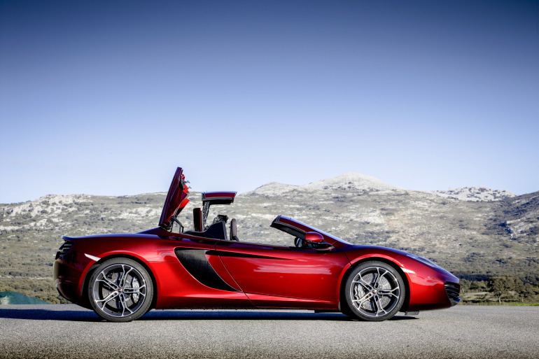 Between two McLarens: Q&A with Design Director, Frank Stephenson - slide 4