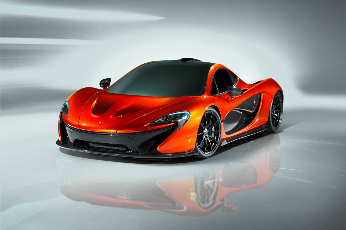 Between two McLarens: Q&A with Design Director, Frank Stephenson - slide 7
