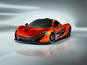 P1: the bloody fast go-fast hybrid device by McLaren