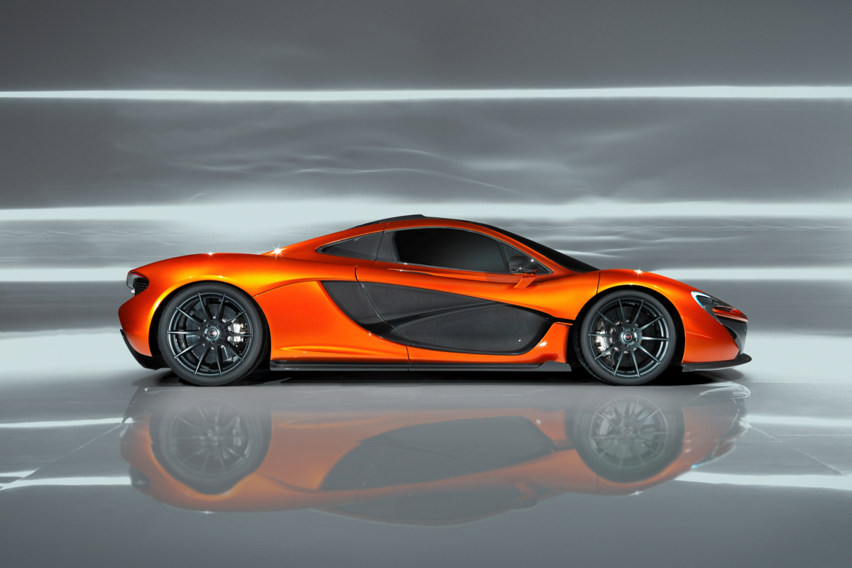 Between two McLarens: Q&A with Design Director, Frank Stephenson - slide 6