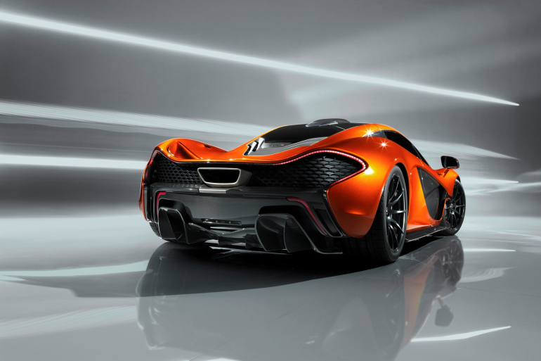 Between two McLarens: Q&A with Design Director, Frank Stephenson - slide 8