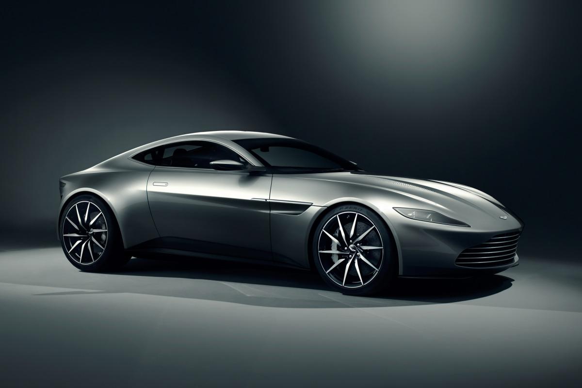 James Bond's DB10 is an unexSPECTRED surprise