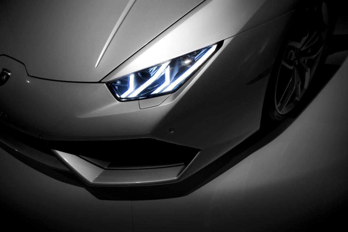 In photos: Lamborghini's NYC Huracan debut - slide 6
