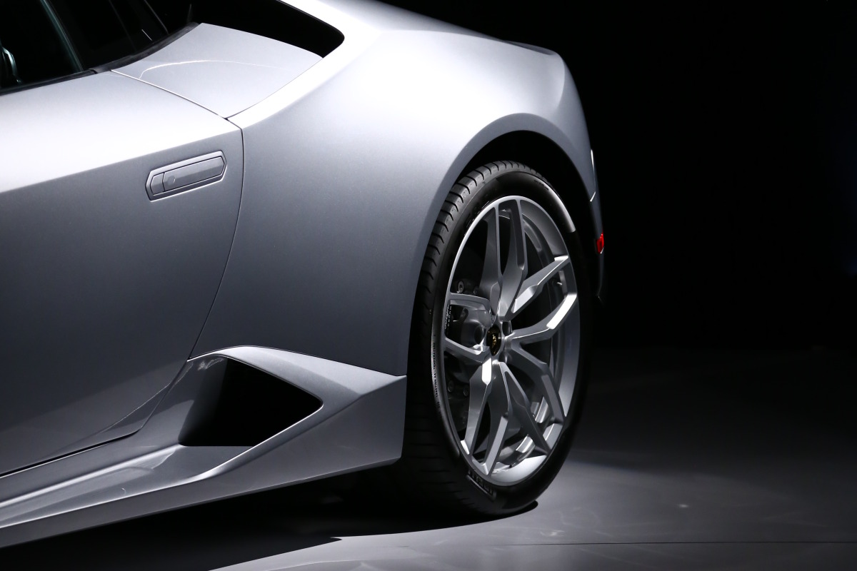 In photos: Lamborghini's NYC Huracan debut - slide 8