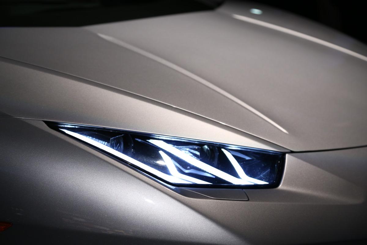 In photos: Lamborghini's NYC Huracan debut - slide 18