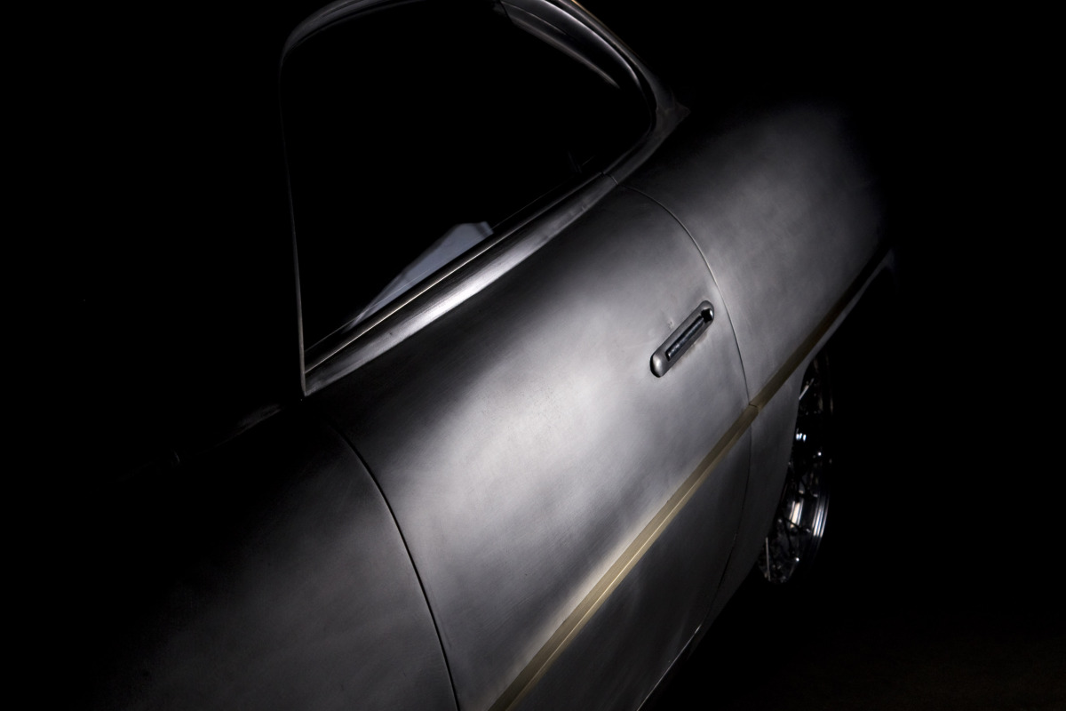 Turin's Scorpion: 1953 Abarth Ghia restored to former showcar status - slide 2