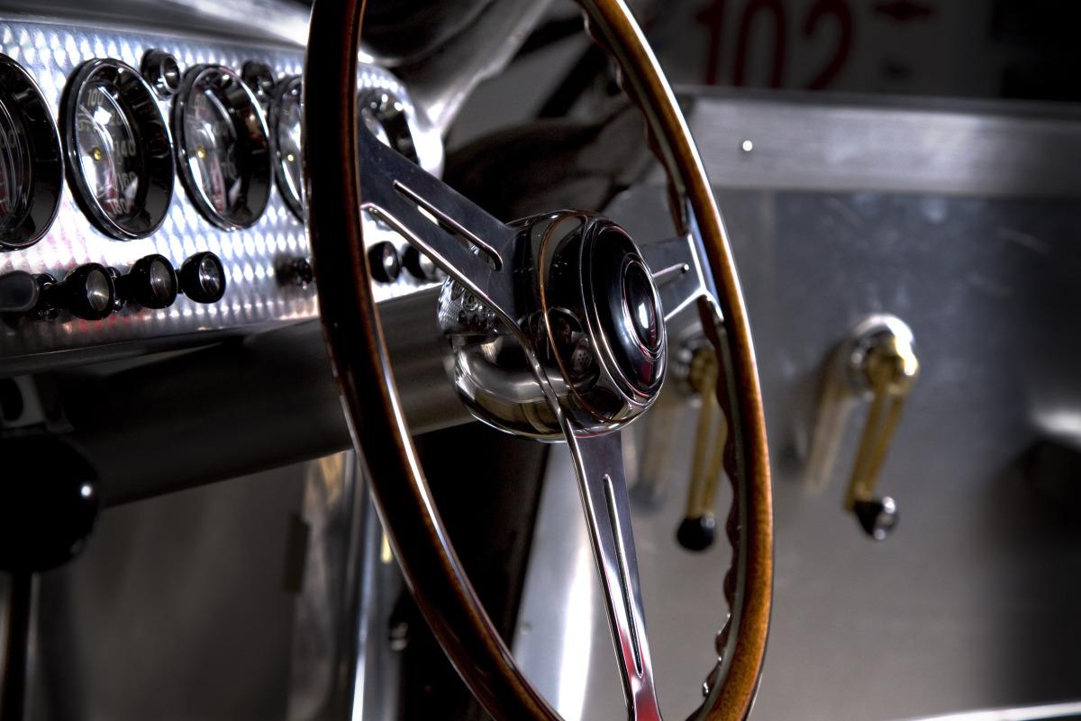 Turin's Scorpion: 1953 Abarth Ghia restored to former showcar status - slide 10