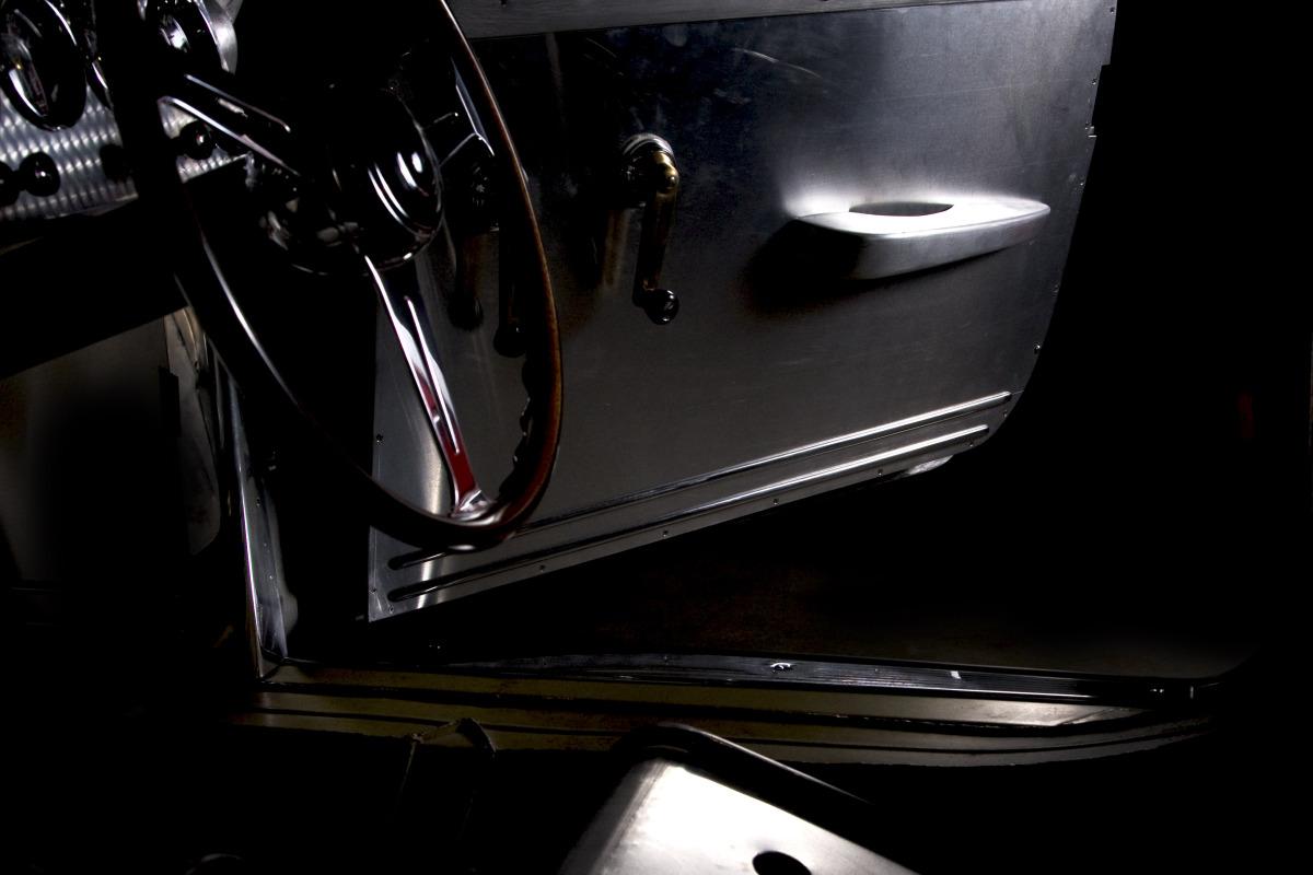 Turin's Scorpion: 1953 Abarth Ghia restored to former showcar status - slide 11
