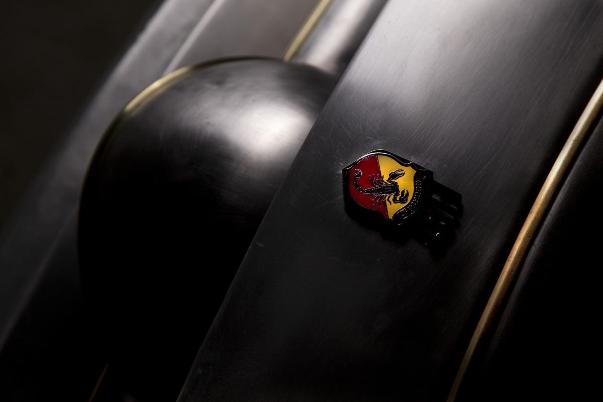 Turin's Scorpion: 1953 Abarth Ghia restored to former showcar status - slide 14