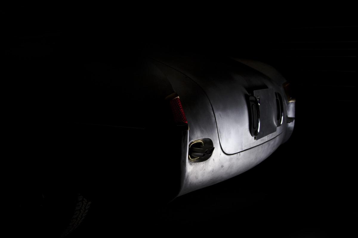 Turin's Scorpion: 1953 Abarth Ghia restored to former showcar status - slide 16
