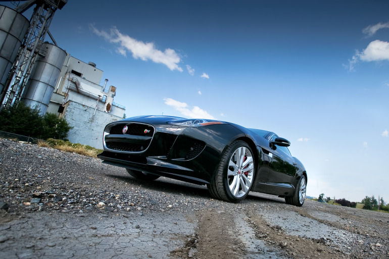 Overnighting in Jaguar's aluminum-cloaked F-type V6S Coupe eh - slide 14