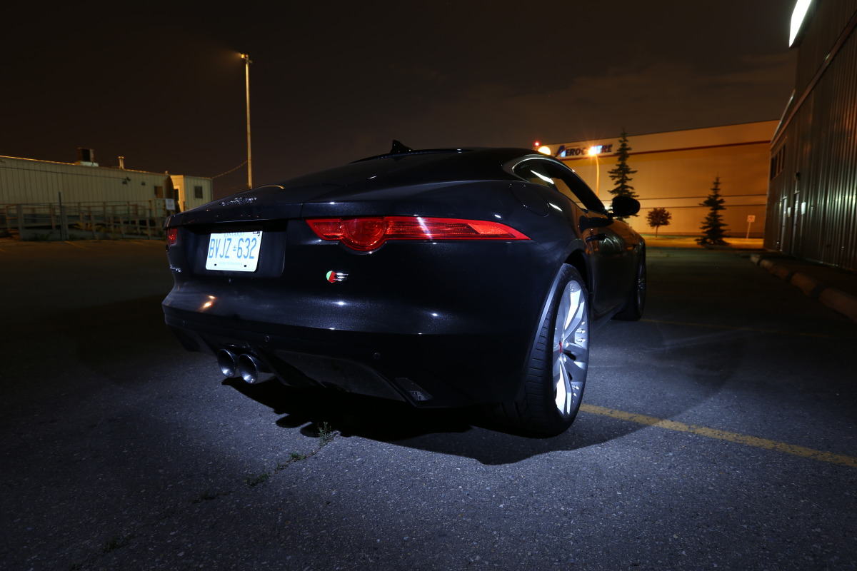 Overnighting in Jaguar's aluminum-cloaked F-type V6S Coupe eh - slide 9