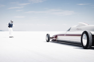 Bonneville 2012 World of Speed as shot by Pauline Bellocq & Julien Roubinet