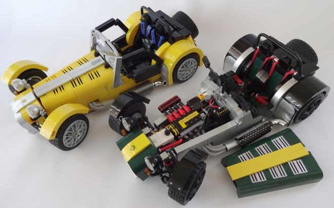 LEGO's Top 5 Rides of 2014 - slide 6