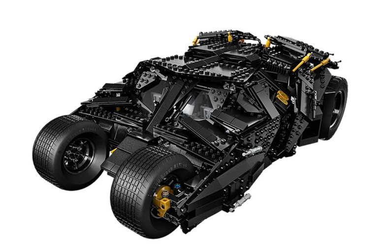 LEGO's Top 5 Rides of 2014 - slide 7