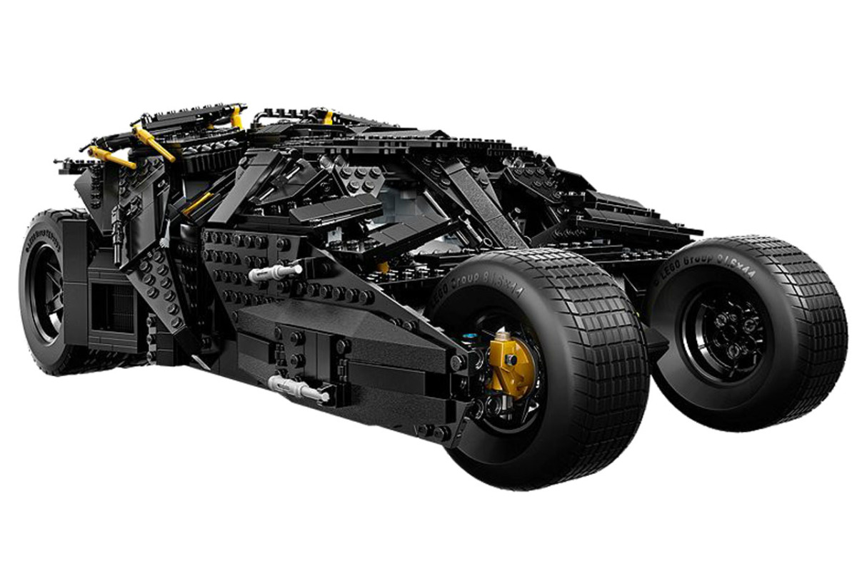 LEGO's Top 5 Rides of 2014 - slide 8