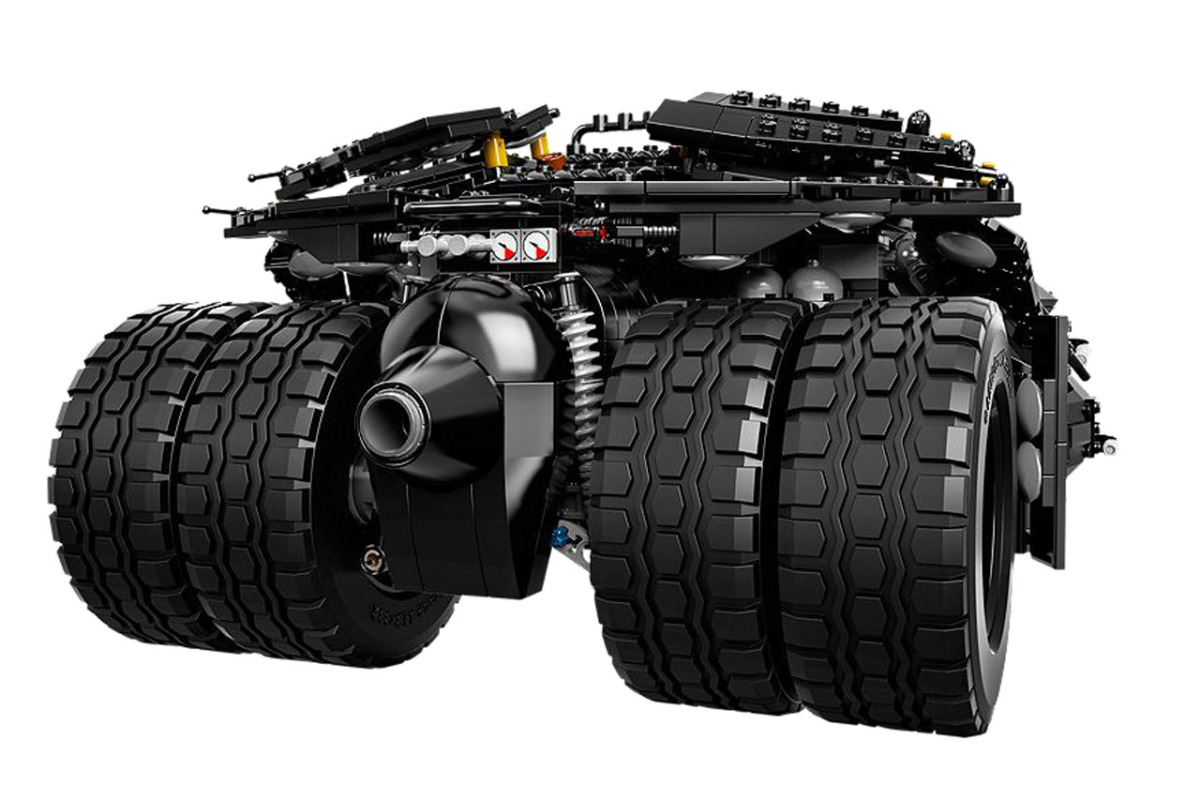 LEGO's Top 5 Rides of 2014 - slide 9