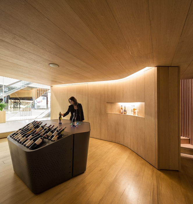 Brazil Pairing: Sao Paolo's Mistral Wine Shop - slide 1