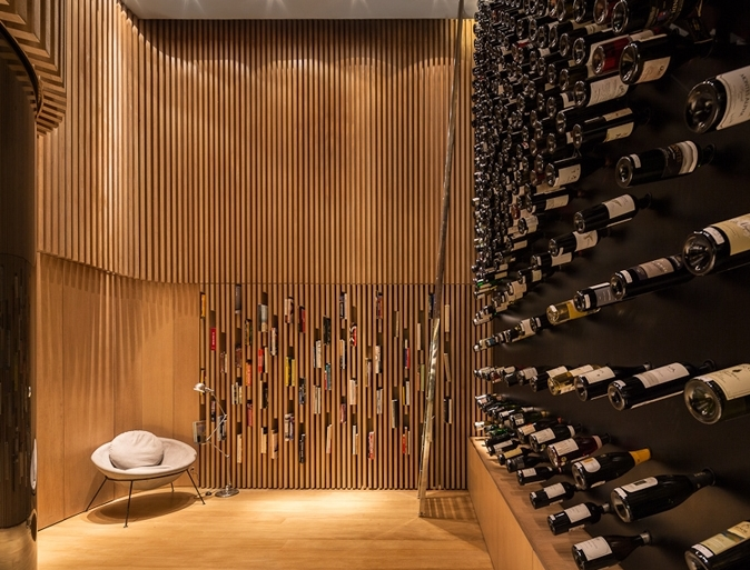 Brazil Pairing: Sao Paolo's Mistral Wine Shop - slide 3
