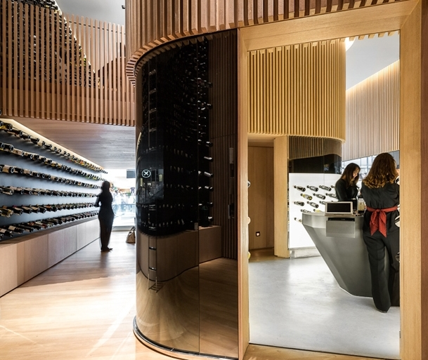 Brazil Pairing: Sao Paolo's Mistral Wine Shop - slide 4
