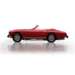 1953 Aston Martin DB24 Drophead Coupe by Bertone
