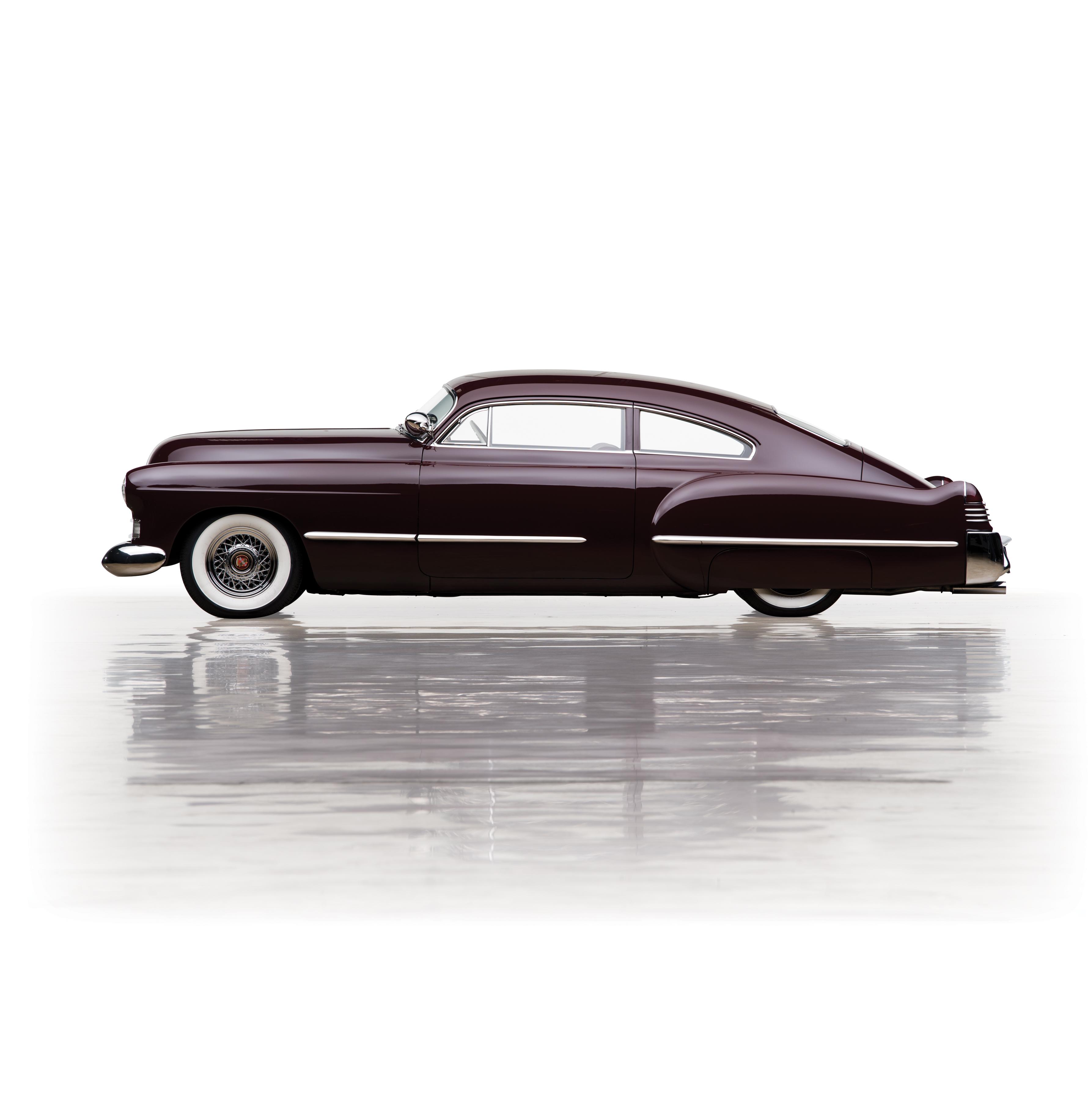 1948 Cadillac Eldorado Series 62 Custom Elemente Magazine