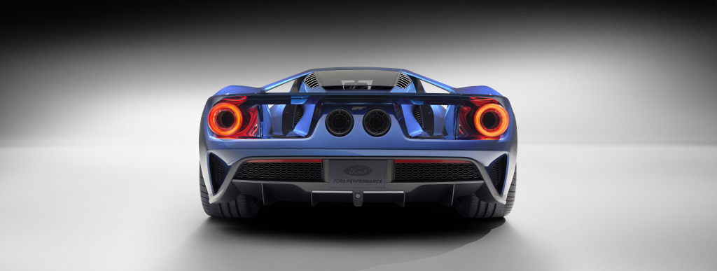 Sweet mother of pearl, the new GT's hindquarters are just plain naughty