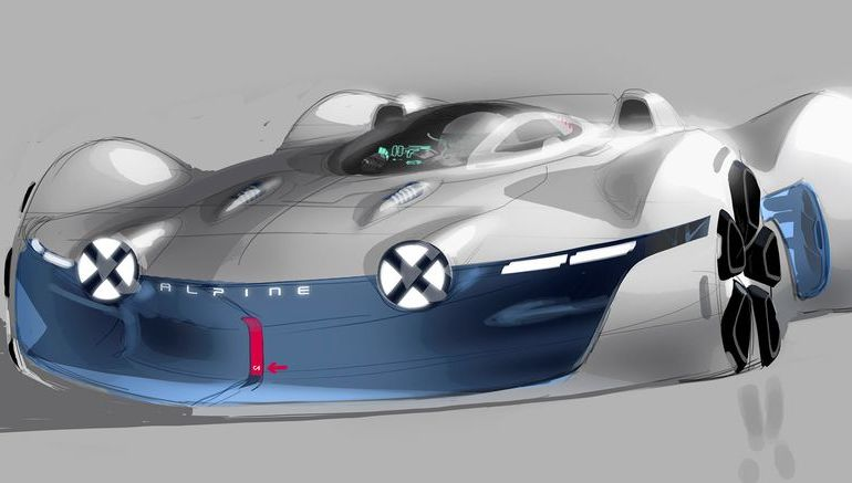GT6 Alpine Vision GT is ready to blow the pants off your pixels…or vice versa - slide 19