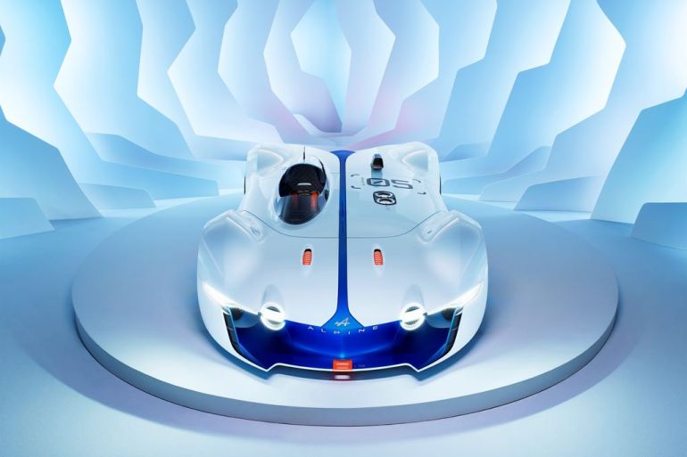 GT6 Alpine Vision GT is ready to blow the pants off your pixels…or vice versa - slide 9