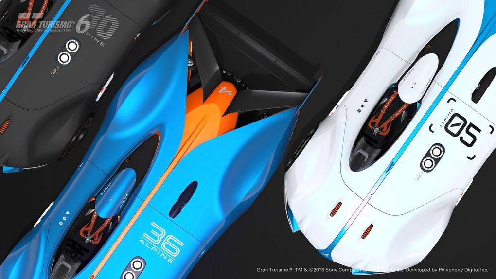 GT6 Alpine Vision GT is ready to blow the pants off your pixels…or vice versa - slide 15