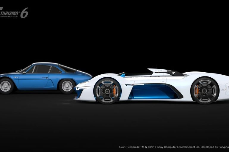 GT6 Alpine Vision GT is ready to blow the pants off your pixels…or vice versa - slide 16