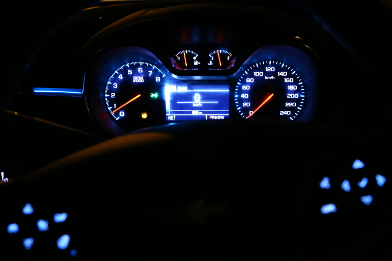 DRIVING & DINING CHEVY'S HEFTY YET STYLISTICALLY RE-TWERKED 2015 IMPALA LTZ - slide 14