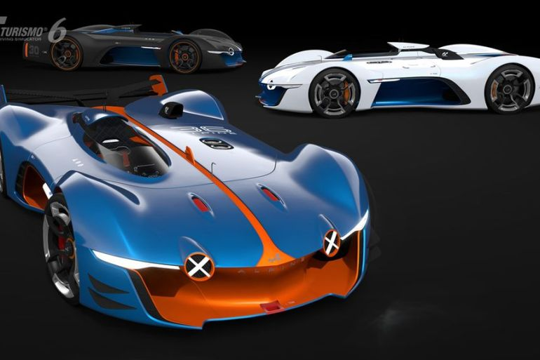 GT6 Alpine Vision GT is ready to blow the pants off your pixels…or vice versa - slide 6