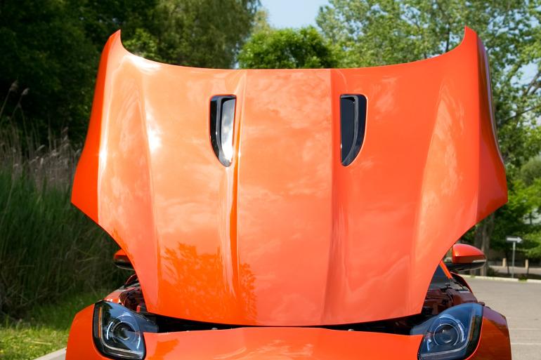C/D/E/F! Jaguar's 495hp F-type roadster is the one true heir to the E-type throne - slide 21